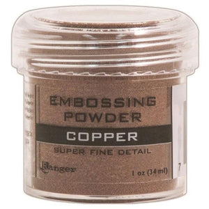 Ranger - Embossing Powder - Copper - Super Fine (EPJ36661)