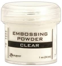 Ranger - Embossing Powder - Clear (EPJ37330)