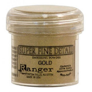 Ranger - Embossing Powder - Gold - Super Fine (EPJ37408)