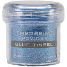 Ranger - Embossing Powder - Blue Tinsel (EPJ41030)