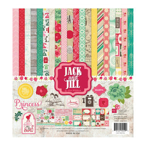 Echo Park - Collection Kit - Jack & Jill Girl
