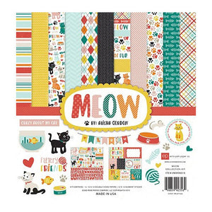 Echo Park - Collection Kit - Meow (12 x 12)