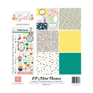 Echo Park - My Little Girl Collection Kit - My Little Girl