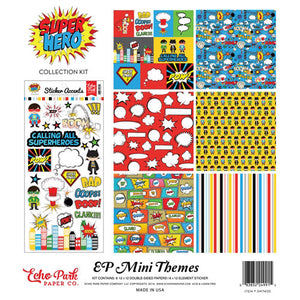 Echo Park - Collection Kit - Super Hero (12 x 12)