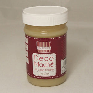 Deco Mache - Antique Crackle -Step 2 Top - 250ml