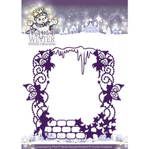 Find It Trading (Yvonne Creations) Magical Winter - Magical Frame Die