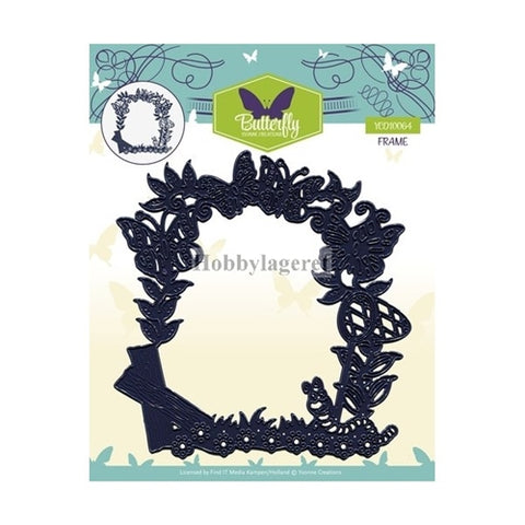 Find It Trading - Butterfly Frame Die
