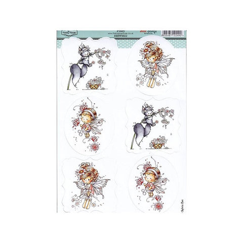 Hobby House - Wee Topper Sheet - Posey