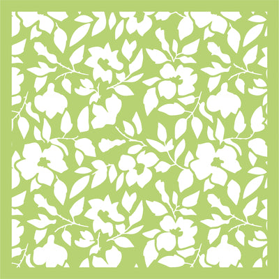 "Kaisercraft 6x6"" Designer Template - Autumn"