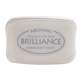 Brilliance - Ink Pad - Moonlight White
