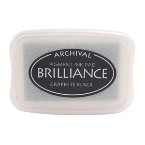 Brilliance - Ink Pad - Graphite Black