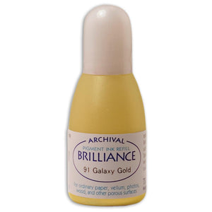 Brilliance - Ink Refill - Galaxy Gold