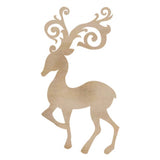 Kaisercraft - Wood Flourishes - Deer