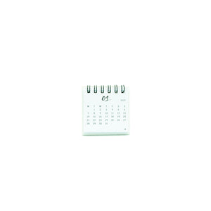 Kaisercraft 12 Month Mini Desk Calendar 2019