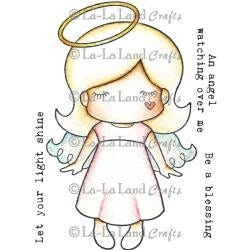 La La Land - Cling Stamp - Marci Angel