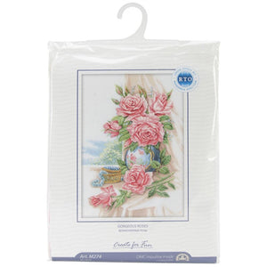 RTO Baltic - Counted Cross Stitch - Rose Bouquet