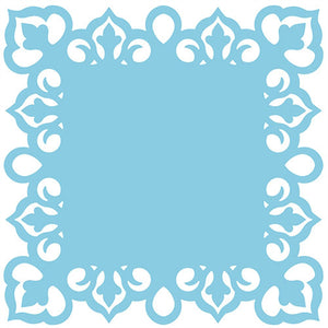 Martha Stewart Crafts - Arabesque Scrolls Large Punch Around The Page
