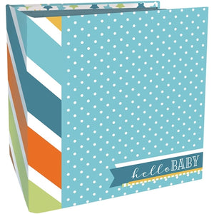 Paper House - Flipbook Interactive Album - Baby Boy