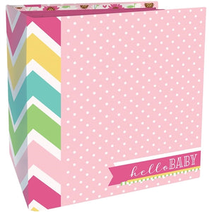Paper House - Flipbook Interactive Album - Baby Girl