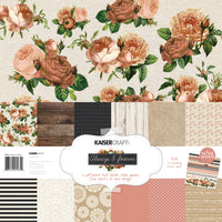 "Kaisercraft Always & Forever - 12x12"" Paperpack with Bonus Sticker sheet"