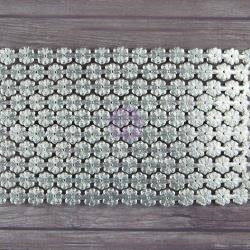 Prima Marketing - Dresden Trims - Daisy Chain Large Silver