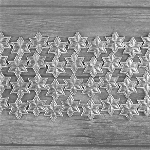 Prima Marketing - Dresden Trims - Star Chain Silver