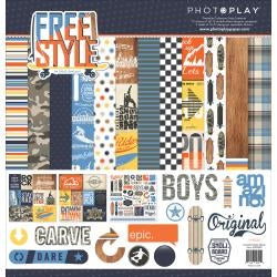 Photoplay Collection Pack - Freestyle Collection