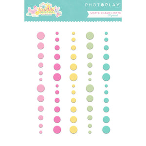 Photoplay Easter Blessings Matte Enamel Dots