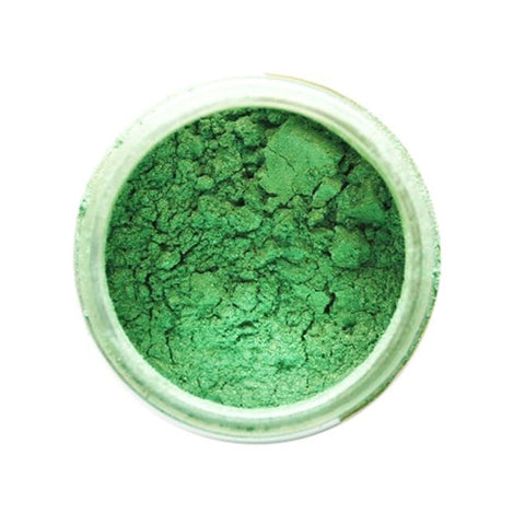 Prima / Art Basics - Finnabair Mica Powder - Green (.6oz)