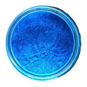 Prima / Art Basics - Finnabair Mica Powder - Summer Sky (.6oz)