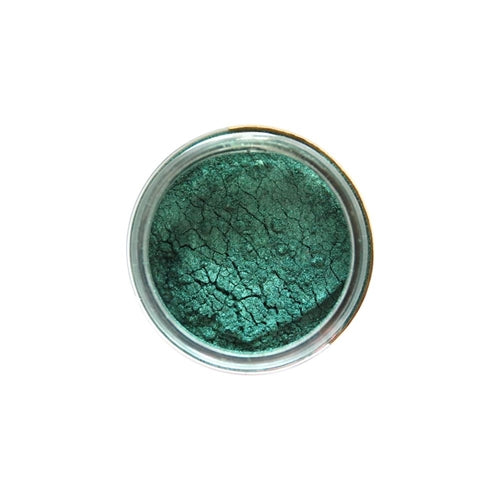 Prima / Art Basics - Finnabair Mica Powder - Bottle Green (.6oz)