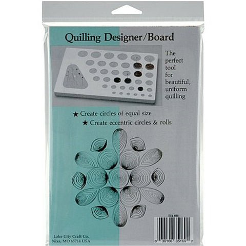 Lake City Craft - Quilling Designer Board
