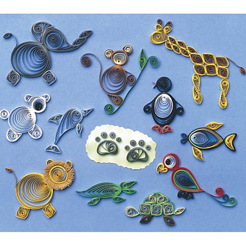 Quilled Creations - Quilling Kit - Animal
