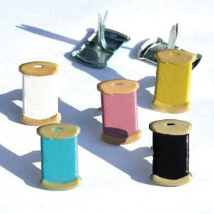 Brads - Cotton Reel / Thread