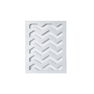 Queen & Co - Foam Front Card Kit - Chevron