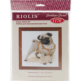 Riolis - Counted Cross Stitch Kit - Pug Dog
