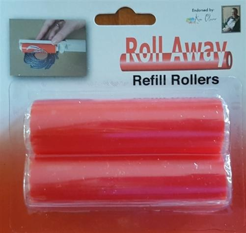 Stick It Roll Away Refill Rollers by Ken Oliver (2/pk)