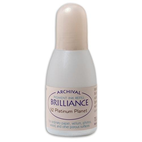 Brilliance Ink Refill - Platinum Planet
