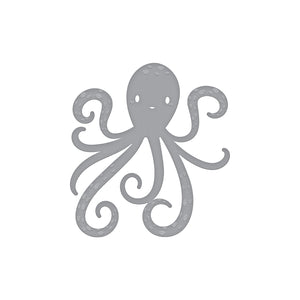 Spellbinders Indie Line Shapeabilities Dies - Happy Octopus