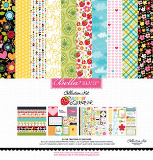 Bella Blvd - Summer Squeeze Collection Kit (12 x 12)