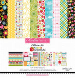 BoBunny - Double Dot Collection Pack - Bold & Bright (12 x 12 Inch)