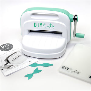 Kaisercraft DIYcuts Die Cutting and Embossing Machine Bundle