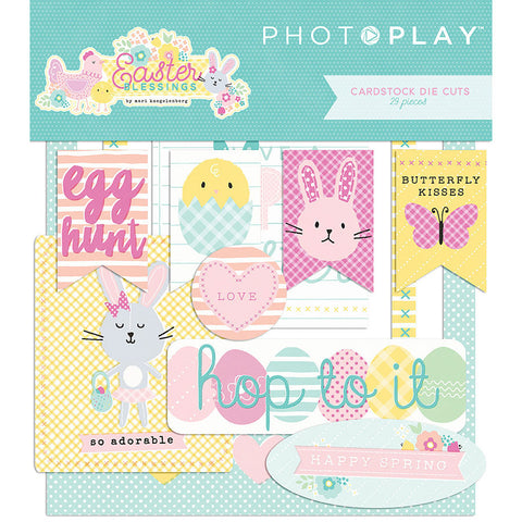 Photoplay - Easter Blessings Cardstock Die-Cuts