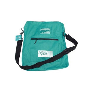 Scor - Pal - Scor - Tote Carry Bag - Teal - 14 X 16 Inches