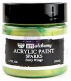 Prima - Art Alchemy Sparks Acrylic Paint (50ml) - Fairy Wings