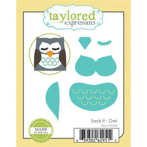 Taylored Expressions - Sack It - Owl