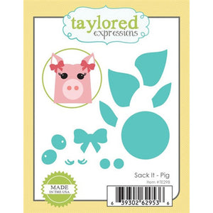 Taylored Expressions - Sack It - Pig