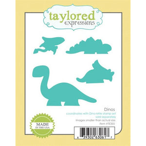 Taylored Expressions - Dinos