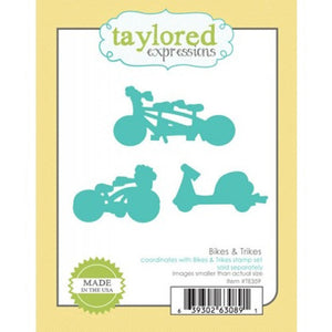 Taylored Expressions - Bikes & Trikes Die