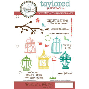 Taylored Expressions - Birds of a Feather